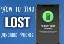 How to Find Lost Android Phone in Hindi
