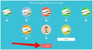 credit card ke liye apply kaise kare