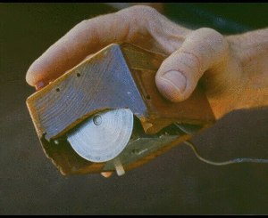 First computer mouse invented Douglas Engelbart