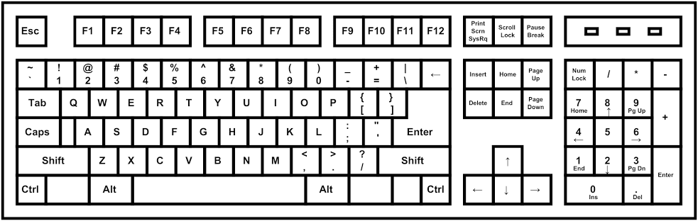 QWERTY Keyboard IMG