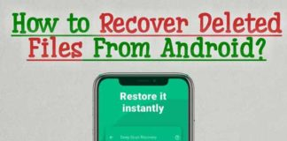 Recover deleted files in hindi