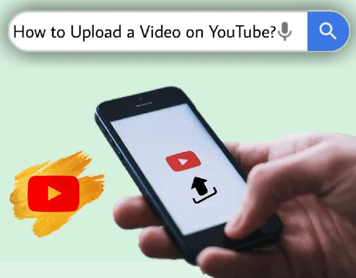 How to Upload a Video on YouTube in Hindi