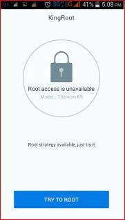 Try King Root tool