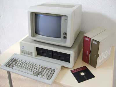 first IBM PC model 5150