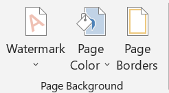 designtab pagebackground screenshot