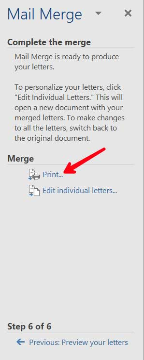 Msword-mailmerge-step10