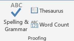 reviewtab proofinggroup