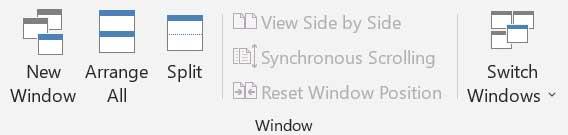 Viewtab Windowgroup